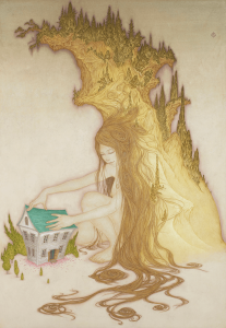 漆原夏樹《秘密の庭》2013