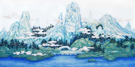 中澤美和《安楽の景色》2014年