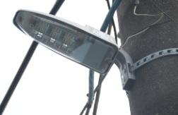 防犯灯設置費を補助します